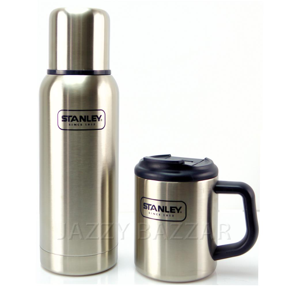 Stanley Vacuum Thermos Flask Stainless Steel Drink Bottle
