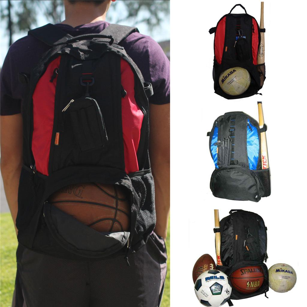 Youth Soccer Backpack With Ball Holder - CEAGESP 108cf9030