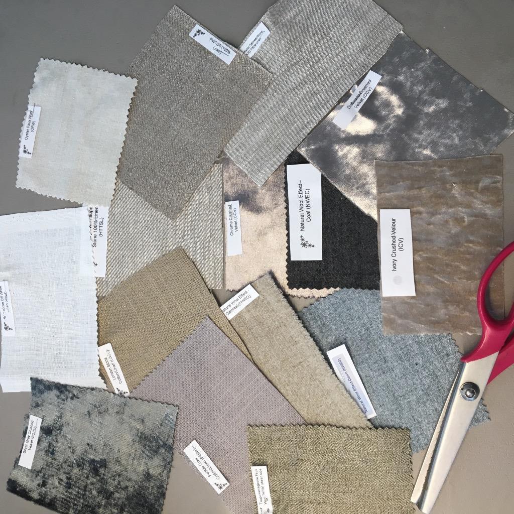 FABRIC-SAMPLE-Storm-Dark-Grey-Brushed-Linen-MTM-Curtains