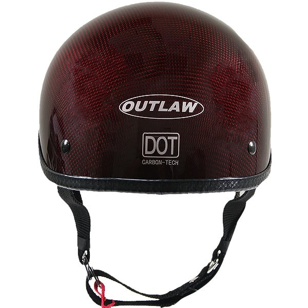Outlaw Ax 30020 Glossy Rosewood Red Carbon Fiber