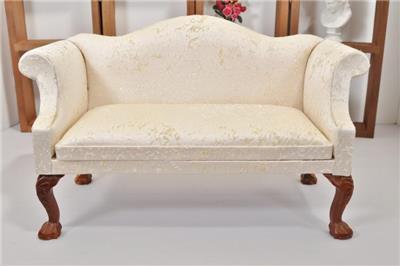 12 Doll Sofa For Fr Poppy Parker Barbie Momoko 1 6 Scale