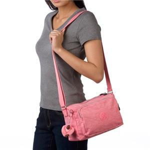 72b880dd946 New With Tag Kipling RETH Shoulder Cross Body Bag- GRAPE JUICE OR ...