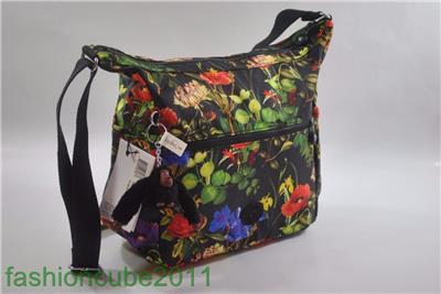 500f352745fe New With Tag Kipling ALENYA Shoulder CrossBody Hobo Bag HB6629 050 -  Frondback