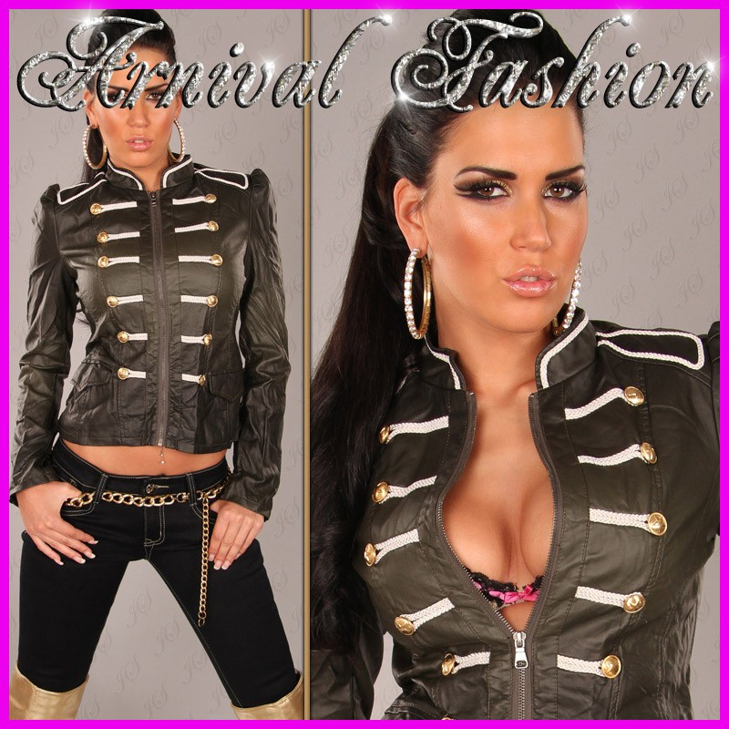 Womens Sexy Leather Clothes 28