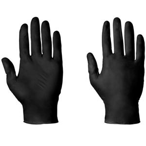 Strong Black Blue Latex Free Disposable Gloves Diy