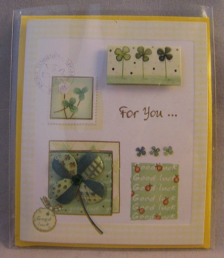 handmade greeting cards for sale new 3d handmade clover friendship birthday cake 5018