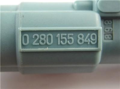 Set of 8 Fuel Injectors For 94-98 Dodge Ram 5.2L 5.9L 1500 2500 3500 V8 24lb 255cc Upgrade