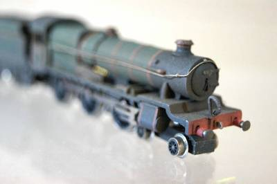 Symbol Of The Brand Graham Farish 140a Kit Built Br 4-6-0 Grange Class Loco 6812 Chesford Grange Mz Toys & Hobbies