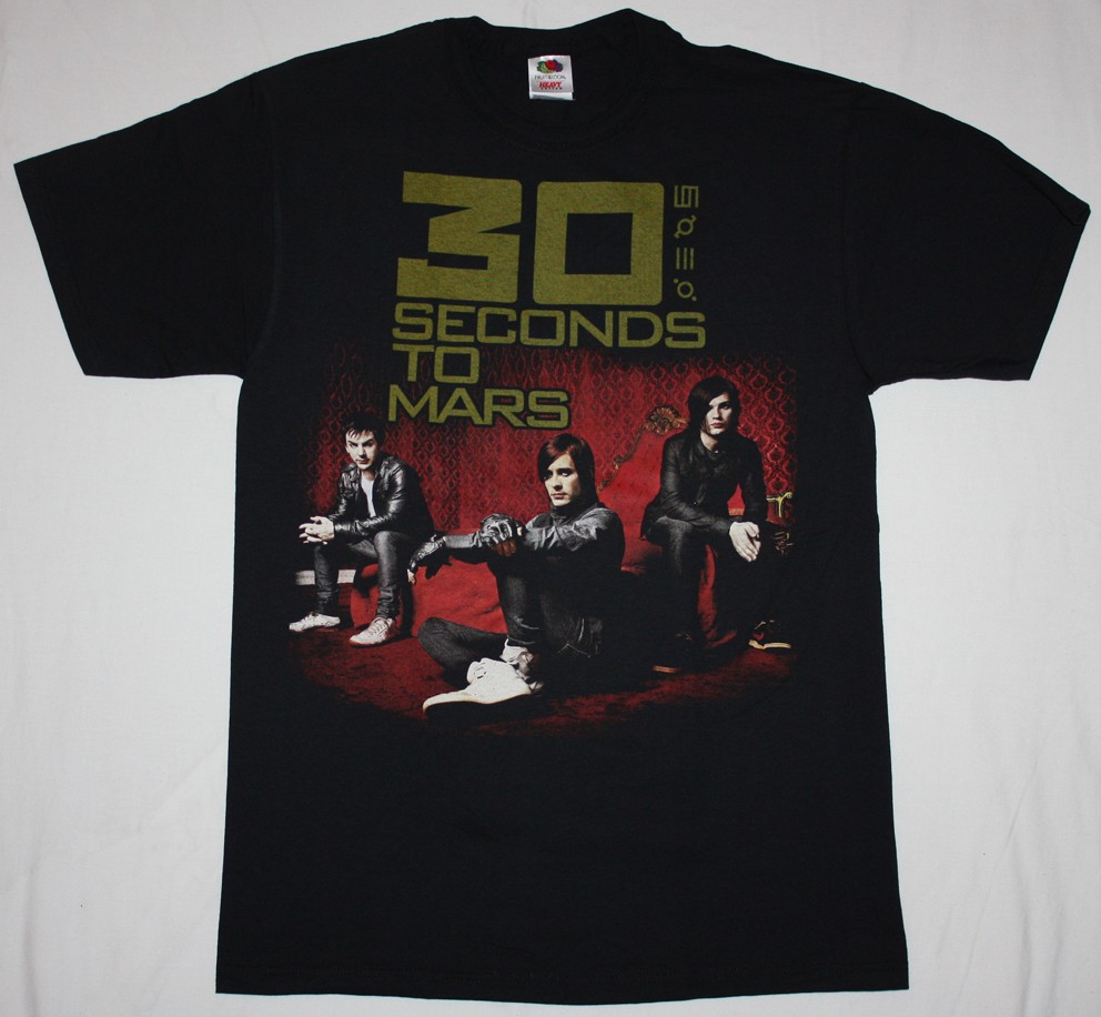 30 seconds to mars hoodie