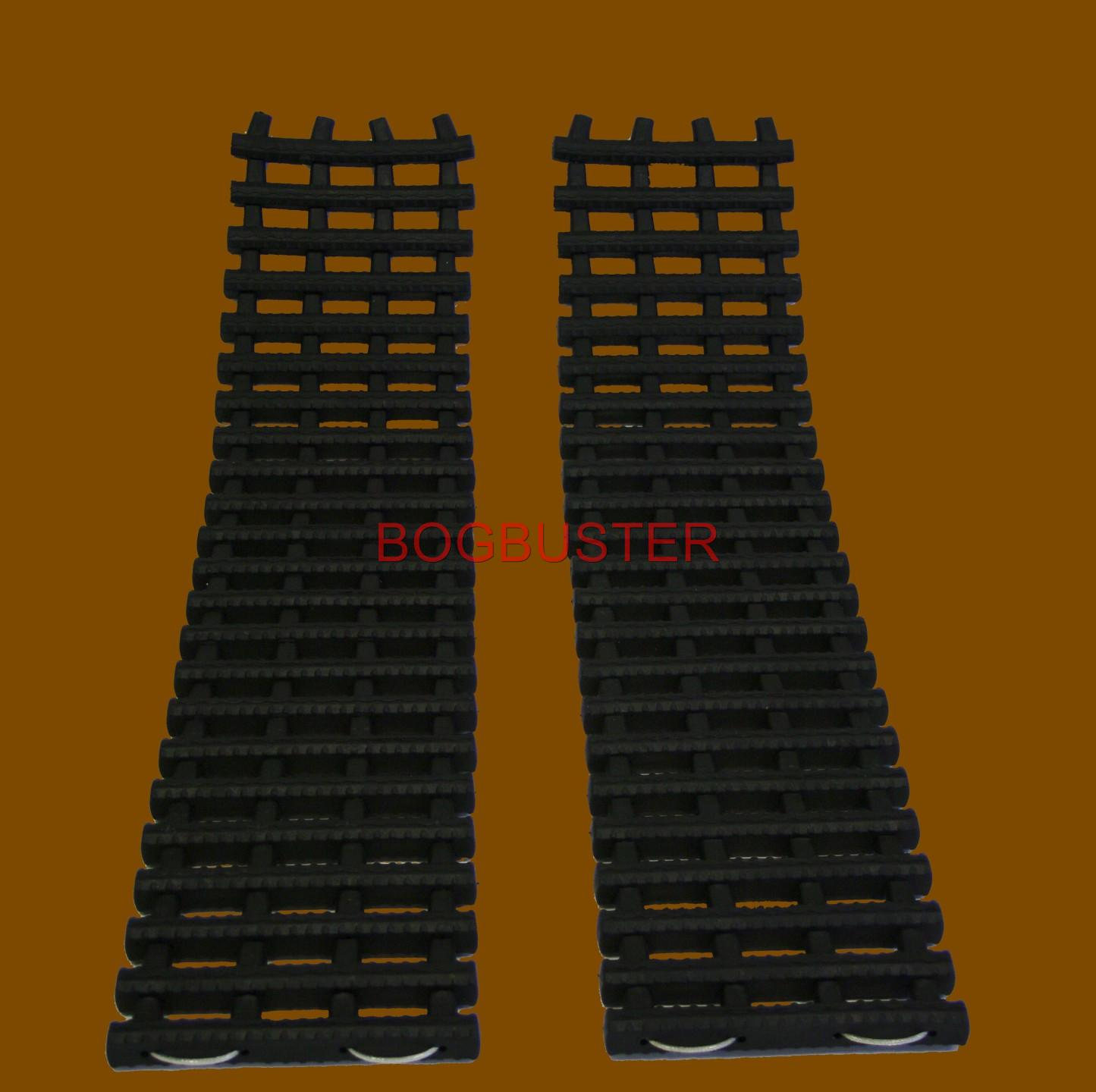 Two Bogbuster Recovery Traction Bog Tracks Track Mats Mat 4x4 4wd Off Road Ebay