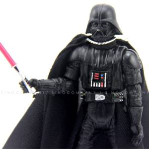 5pcs Star Wars 2005 Darth Vader Revenge Of The Sith  3.75/'/' Figure Boy Toy S344