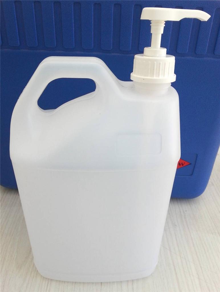 Plastic Dispenser Push Pump For 4 Amp 5 Liter Drum Bottle