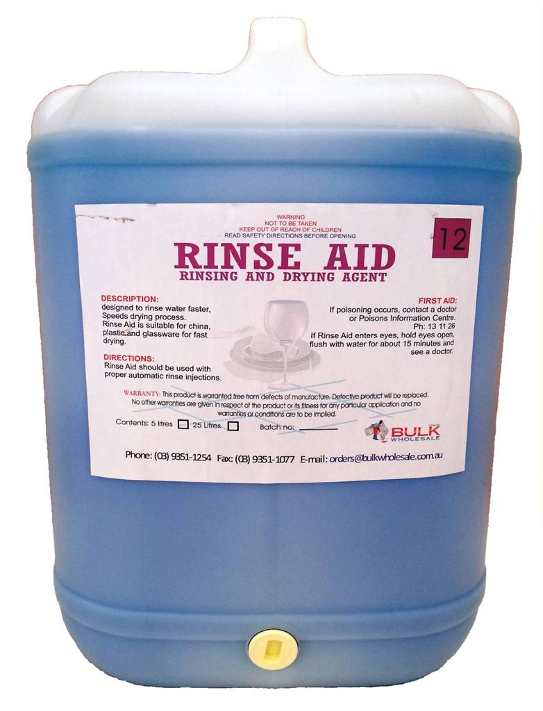 Rinse Aid Rinsing And Drying Agent Dishwashing Machine