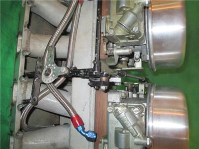 Sheet Metal Hemi Tunnel Ram Intake W 1050 Cfm Brazwell