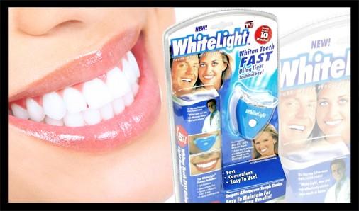 White Light Dental Teeth Care White Teeth Perfect Smile Uv