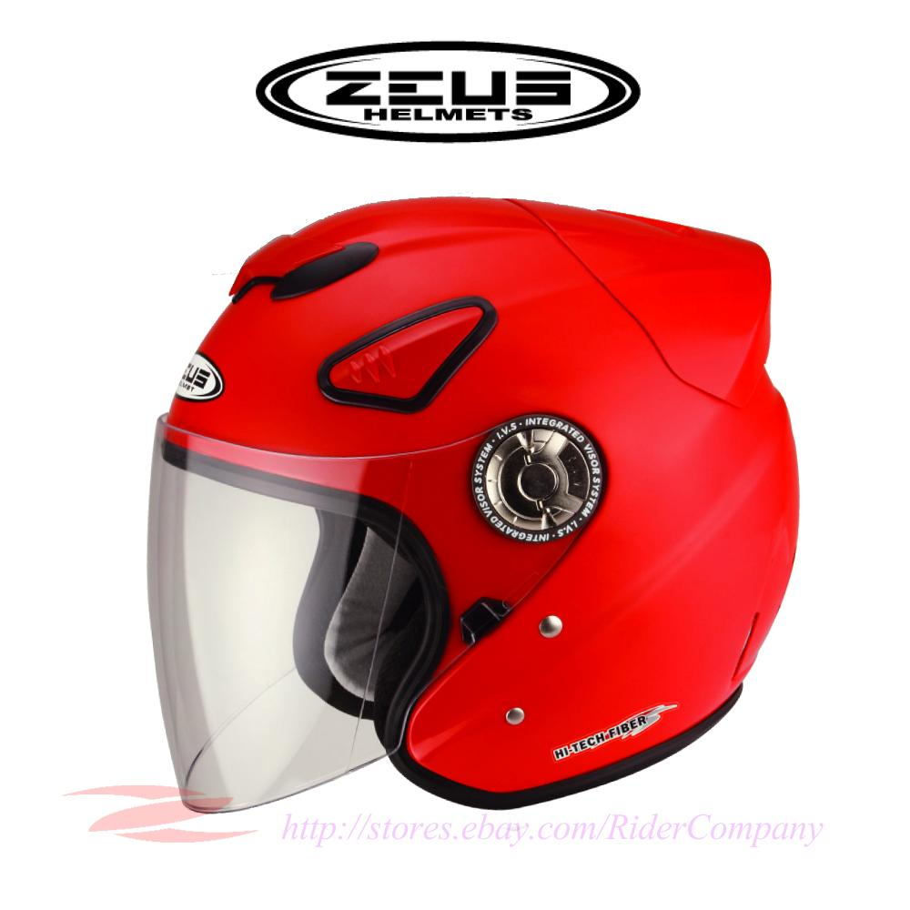 ZEUS-ZS-608-Motorcycle-Scooter-Helmet-Fiber-Light-