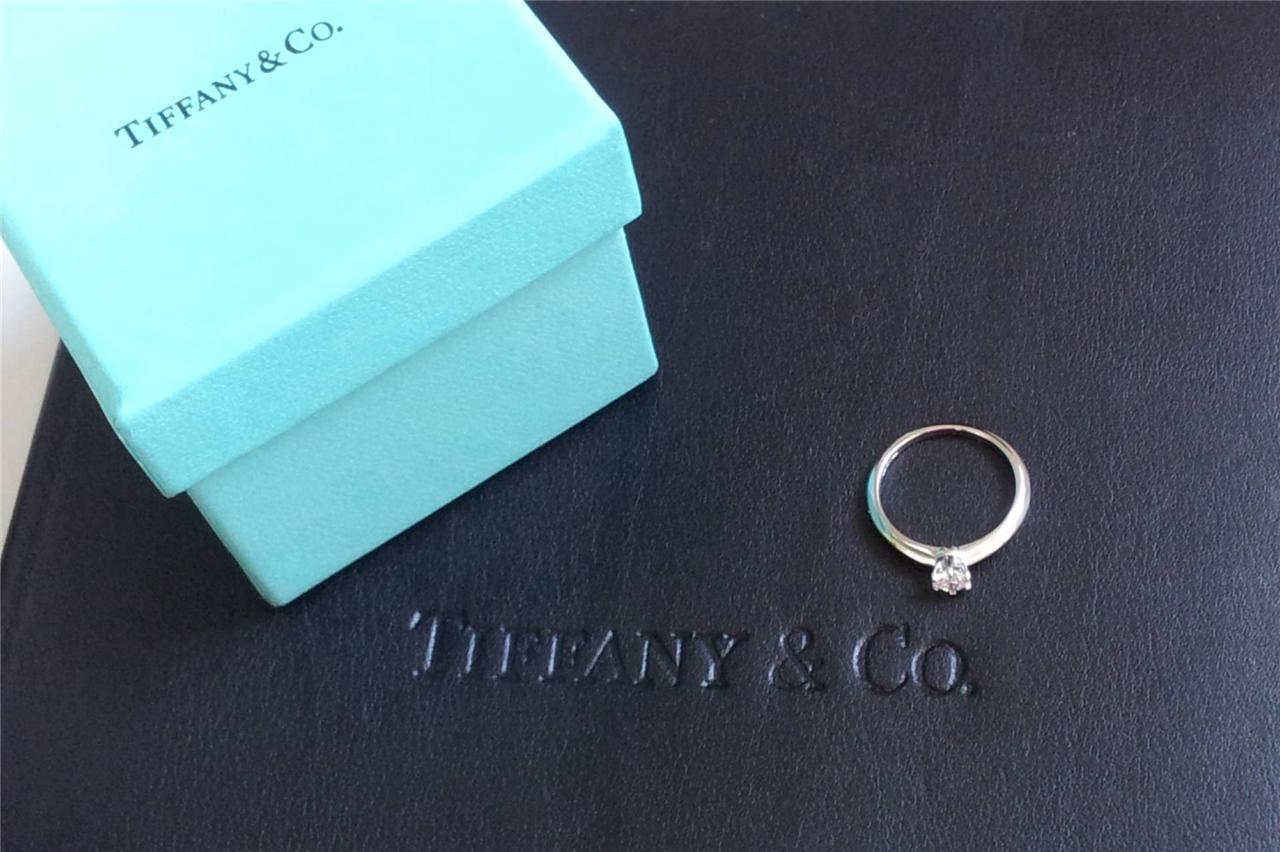 1c222b64226 Detailed guide to buying a pre-owned Tiffany   Co. Engagement Ring ...