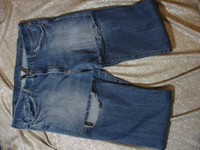 LUCKY BRAND Relaxed Bootleg Mens Denim Jeans size 36