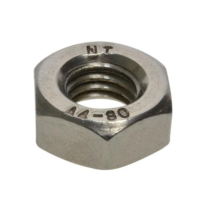 1.50mm Pitch Zinc High Tensile Class 8 ZP 20Pcs 14mm Metric Fine Hex Nut M14