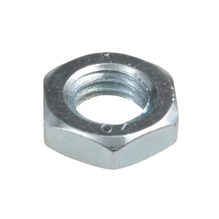 16mm across flats M10 // Slim head 30 TYPE 2 SPLIT  Nut