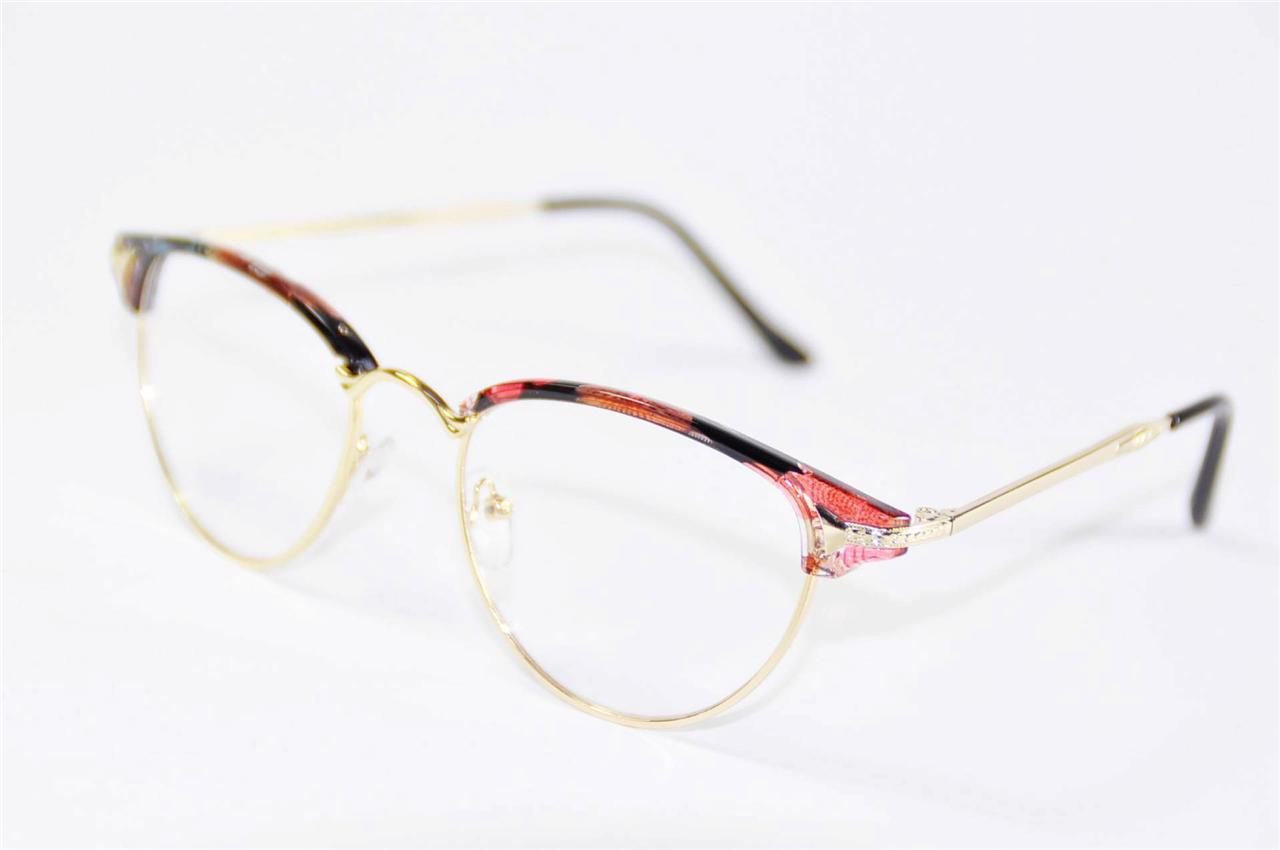 Vintage Retro Womens Girl Cat Eye Glasses Frames Eyewear