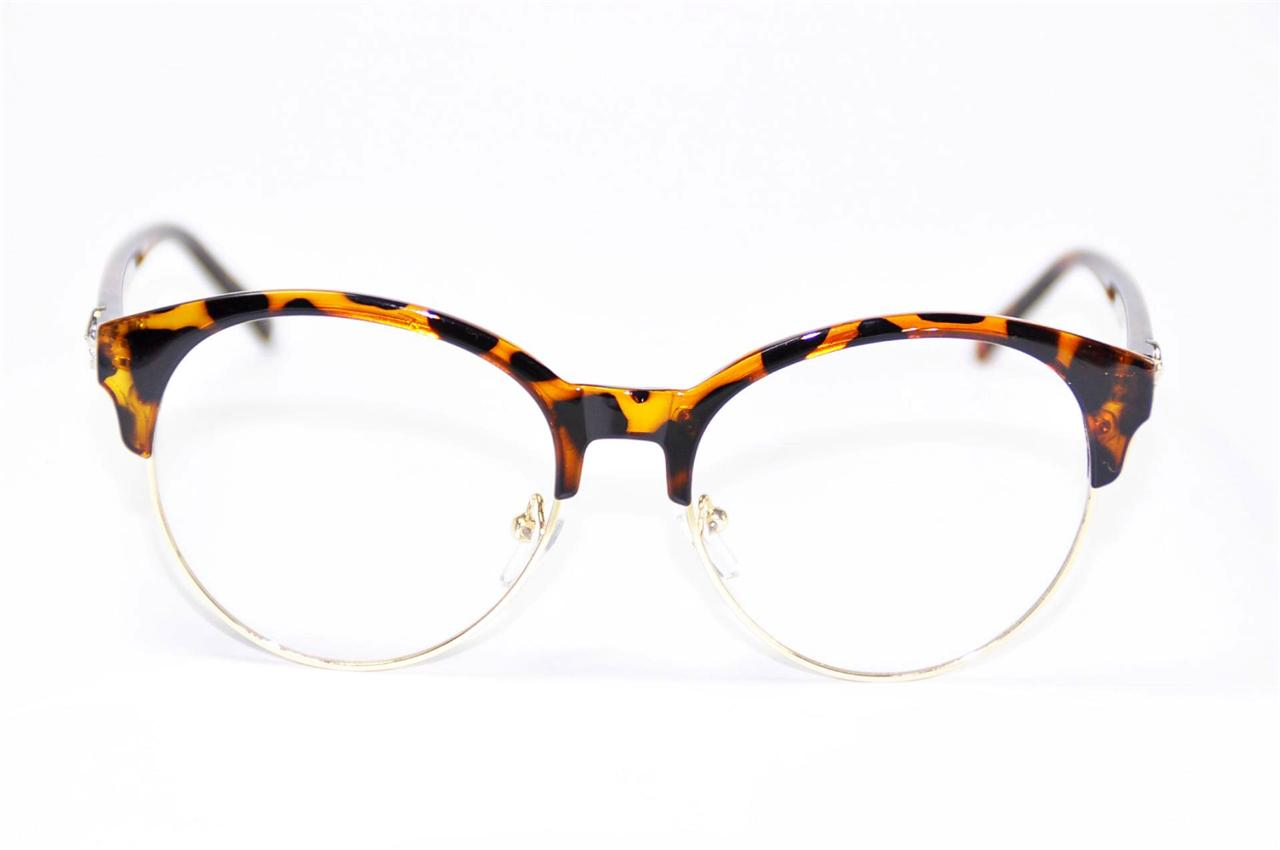 Vintage Retro Womens Cat Eye Inspired Glasses Frames