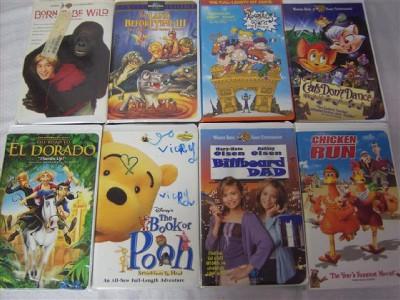 100 kid movies