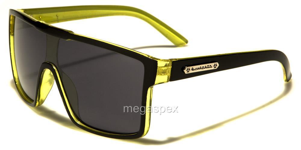 f5411ef59ac Biohazard Sunglasses Wayfarer
