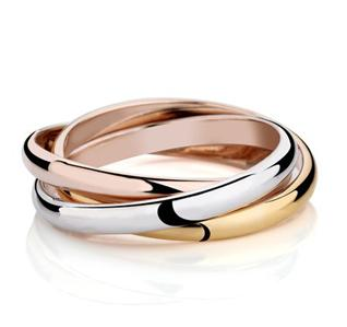 russian wedding ring rose gold white gold promise rings cheap jewellery sz 5 12 - Russian Wedding Ring