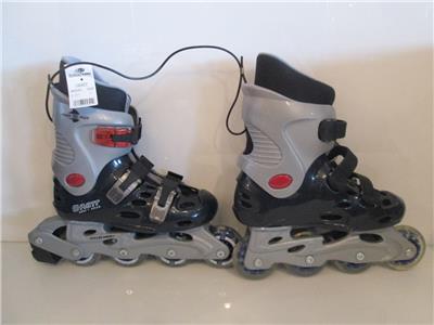 NIB Roller Derby Orbit I-253 Roller Skates Sizes 13 1 2 3 4 5 /& 6 Inline Skates