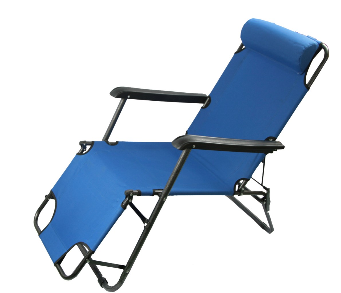 Portable Outdoor Kitchens: NEW Light Portable Folding RECLINER Outdoor Lounge Chair