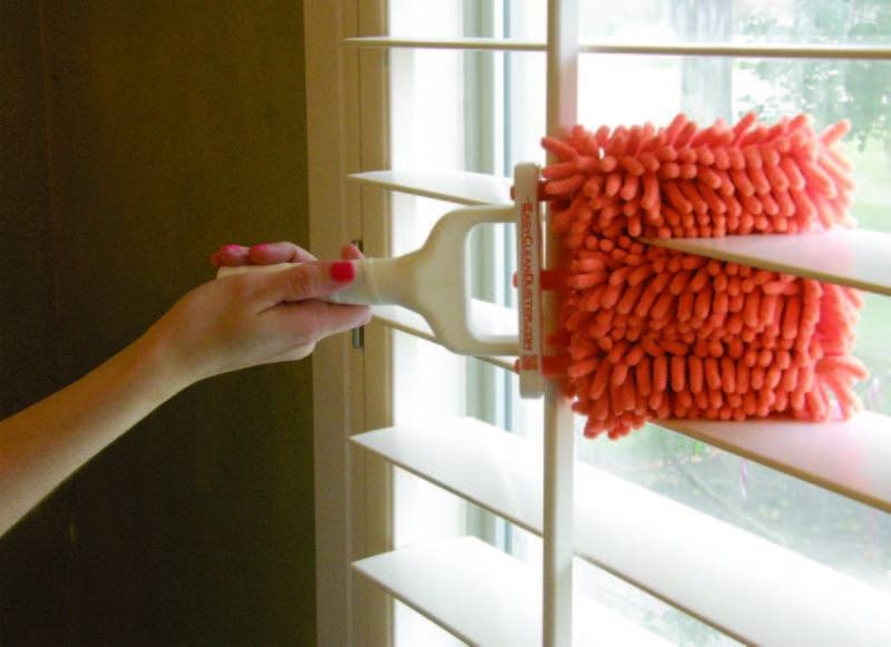 Easyclean Duster For Home And Office Blinds Shutters