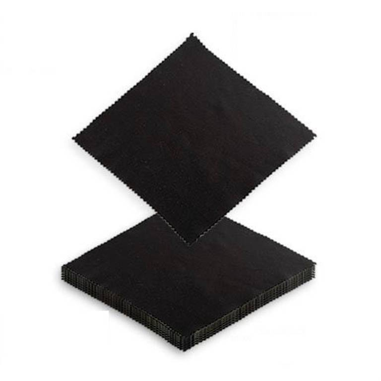 Microfiber Cloth Guide: Black Suede Optical Microfiber Cleaning Cloths 10 Pack 12