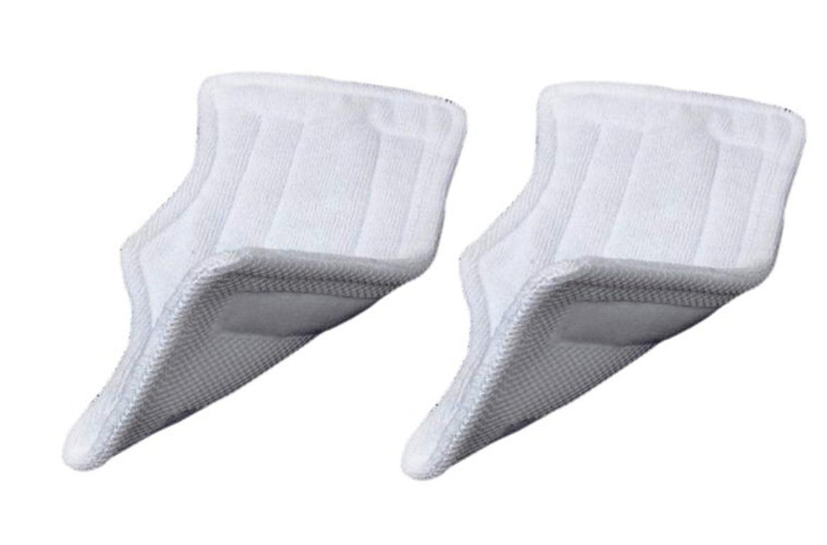 2pk Small Replacement Microfiber Steam Pads Fits Shark