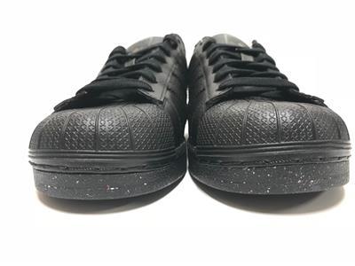 ADIDAS ORIGINALS SUPERSTAR Foundation Af5666 Triple All Black Speckled Sole
