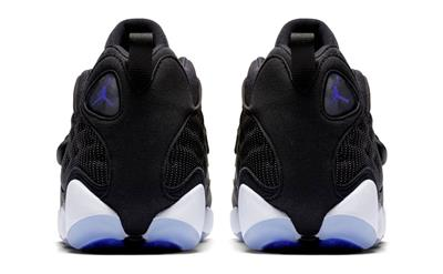 254921995bd8 The Black Cat was one of Tinker Hatfield s variations of the XIII model  when the shoes was first designed in the mid-late 1990s
