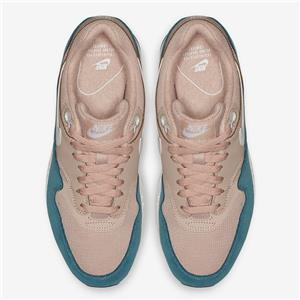Details about WMNS NIKE AIR MAX 1 319986 405 CELESTIAL TEALPARTICLE BEIGEBLACKWHITE