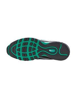 Nike Air Max 97 Black//Clear Emerald-White GS 921522 006