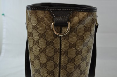 13a9fb73a23 100% BRAND NEW AUTHENTIC GUCCI CRYSTAL GG JOY MEDIUM TOTE BAG FROM GUCCI  HANDBAG COLLECTION MADE IN ITALY