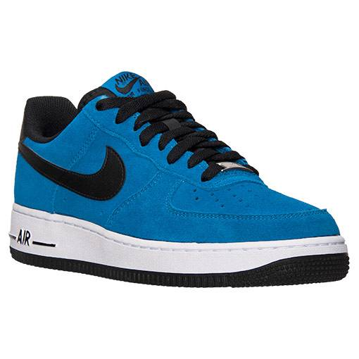 30f1f2056986 black and blue suede air force ones