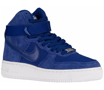 Nike Royal Air Force 1 High Gs 653998 400 Deep Royal Nike Azul  Sail Blanco 9ba741
