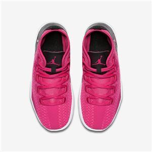 55abad7d8e7c Air Jordan раскрыть Gg 834184 609 яркий розовый черный-белый-сетка ...
