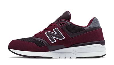 New Balance 597 maron