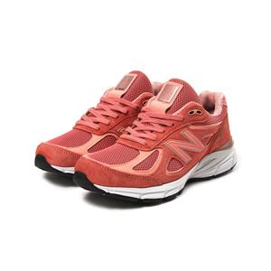 huge discount 7a157 aa508 Details about NEW BALANCE 990 W990SR4 SUNRISE/ROSE GOLD/WHITE/GREY -  SALMON/PEACH - SUEDE/MESH