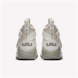 fde0b883e19ac Athletic Shoes NIKE LEBRON SOLDIER XI 11 SFG 897646 005 LIGHT BONE WHITE DARK  STUCCO-BLACK-GREY