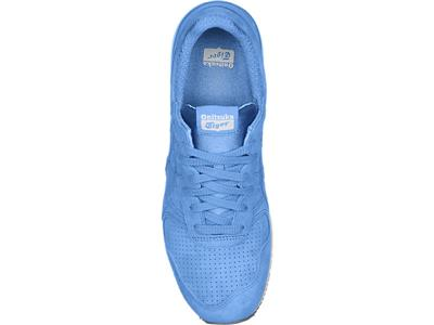 c9a1fad3c0 Details about ASICS ONITSUKA TIGER ALLY D701L-4141 CORNFLOWER  BLUE/WHITE/GREY-PERFORATED SUEDE