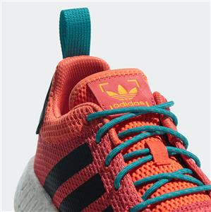 adb631906 ... temperature Distinctive Boost midsole Boost is our most responsive  cushioning ever Signature NMD details A signature heel pull plus EVA  midsole plug