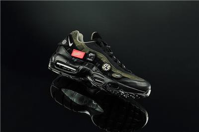 fec4944939a6 Known as much for its innovation as for its design lines inspired by human  anatomy, the Nike Air Max 95 became a classic the moment it dropped.