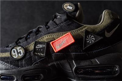 3b983dd60d Known as much for its innovation as for its design lines inspired by human  anatomy, the Nike Air Max 95 became a classic the moment it dropped.