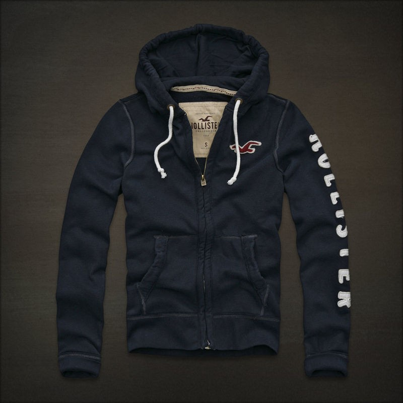 HOLLISTER MEN'S OLD TOWN HOODIES ALL SIZES NWT!!
